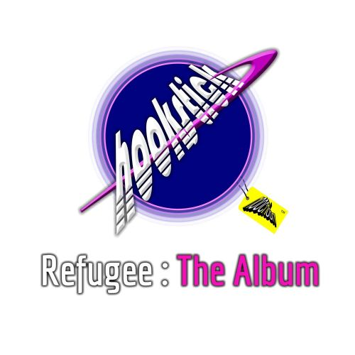 Hookstick - Refugee -The Album - CD + downloads
