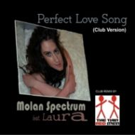 Molan Spectrum feat. Laura - Perfect Love Song - Club Mix - Thin Red Men